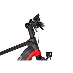 Kalkhoff Endeavour 5.B XXL - Bicicletas eléctricas de trekking - Diamant 500Wh rojo/negro